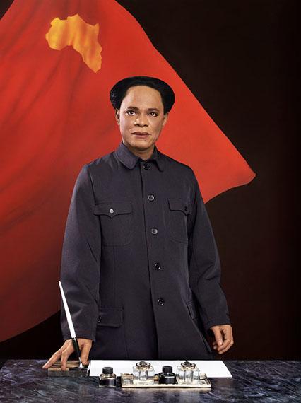 Emperor of Africa, SFEA 1949, 2013 © Samuel Fosso, courtesy Jean Marc Patras Galerie/ Paris