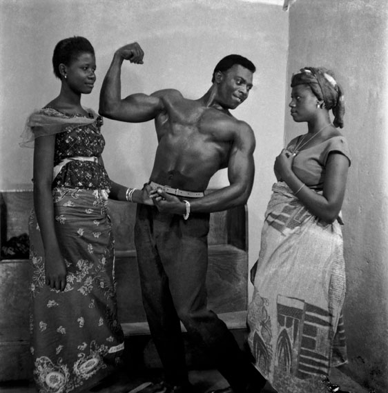 "© Photo Jean DEPARA (1928 – 1997), ""Night & Day in Kinshasa"", RD Congo, ca 1955 – 1965 / Estate of Jean Depara / Courtesy Revue Noire"