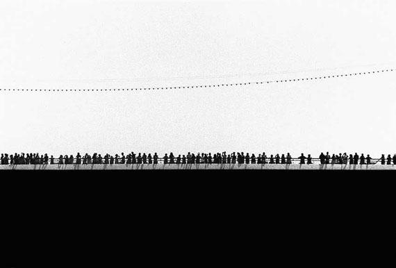 Renato D'Agostin | The Beautiful Cliché, Venezia, 2010 | Silver Gelatine Print | 67.6 x 101.6 cm | Edition of 5