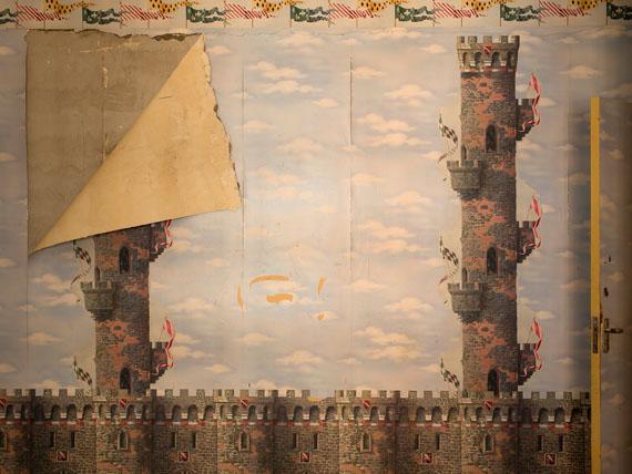 Tarek AL-GHOUSSEIN, Al Sawaber, 2016, digital print, 110 × 165 cm. Courtesy of the Artist and The Third Line, Dubai.