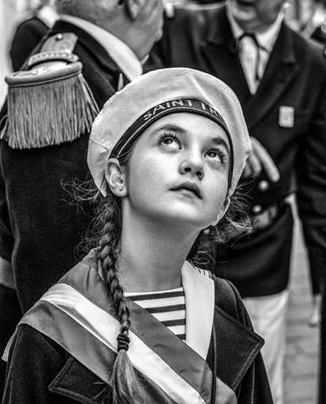 Mario Marino: La jeune fille, 2017