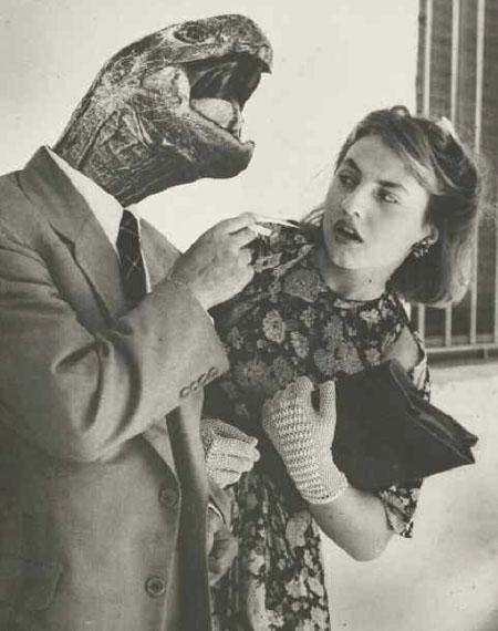 "Grete Stern: ""Illusionslose Liebe"", aus ""Los Sueños"" (Träume), 1950 © The Grete Stern Foundation. Courtesy of Galería Jorge Mara - La Ruche, Buenos Aires"