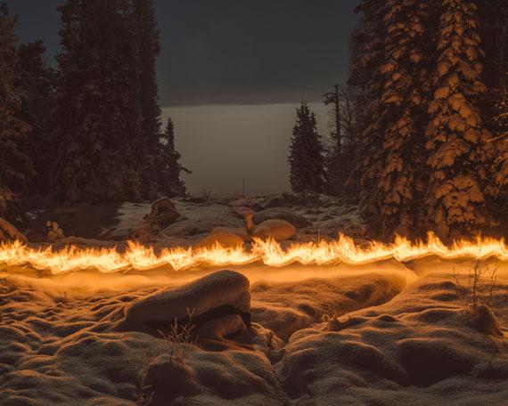 Terje Abusdal - #10 from the series 'Slash & Burn