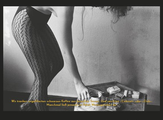 Tina BaraLange Weile, Berlin 1983-1989© Tina Bara