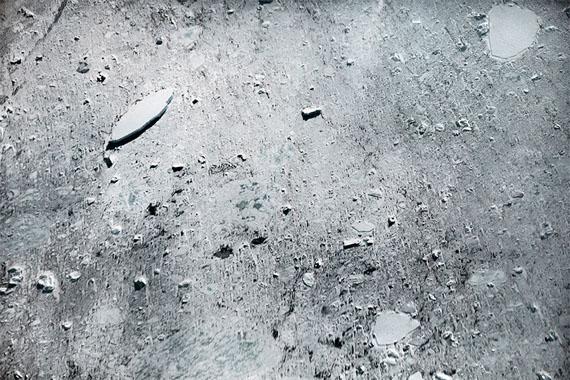 Paolo Pellegrin: NASA IceBridge flight over Venable 01A, Antarctica, 2017Archival Pigment Print, 150 x 226 cm, Edition 3 & 2 AP© Paolo Pellegrin, MAGNUM PHOTOS