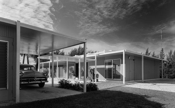 Ezra StollerCohen House. Paul Rudolph. Siesta Key, FL, 1955© Ezra Stoller, Courtesy Yossi Milo Gallery, New York