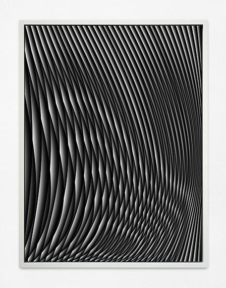Michael Reisch: Ohne Titel (Untitled), 15/004, 2014 120 x 90 cm, Archival Pigment Print Hahnemühle Baryta, Frame, Museum-Glass