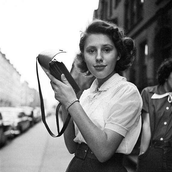 Vivian Maier: New York, 1952–59 