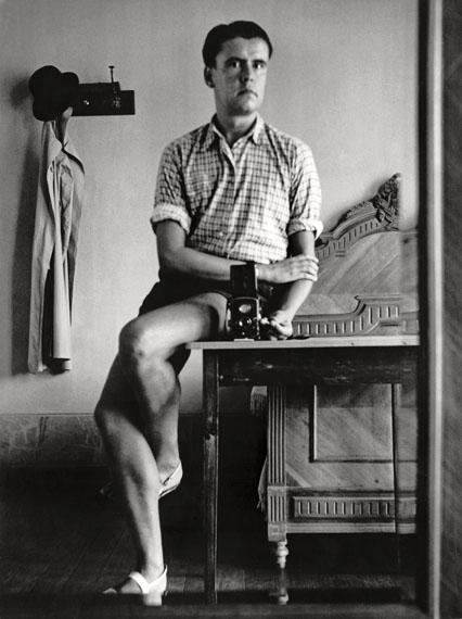 Herbert List: 'Die bürgerliche Existenz an den Nagel gehängt', Ascona 1936 © Herbert List / Magnum Photos