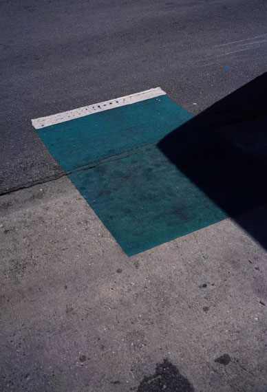 © (China), #7 The black shadow on a green sign, from
