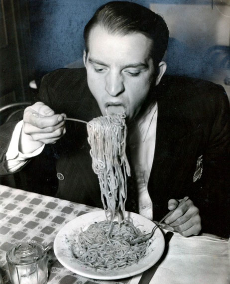Phillip J. Stazzone is on WPA and Enjoys His Favorite Food 