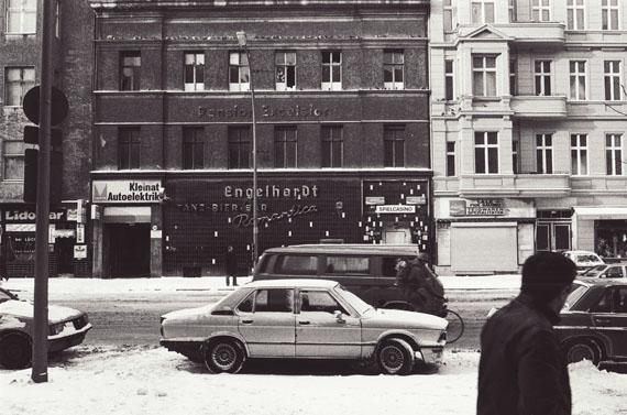 André Kirchner: Tanzbierbar Romantica, Schöneberg, 1985