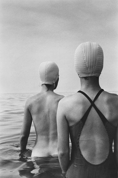 André Gelpke: Sylt, 1980, aus der Mappe: Fluchtgedanken, Silbergelatine, 23,7 x 30,1 cm© Sammlung Schupmann