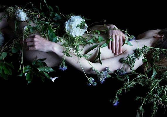 from the Ophelia series  © Carla van de Puttelaar
