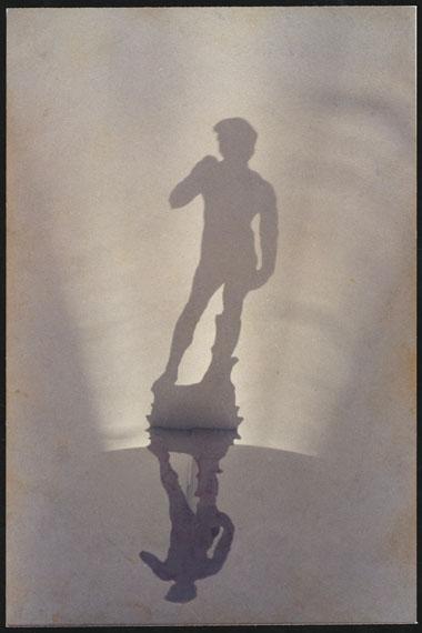 Thomas FreilerDavid, 1985, C-print, 13x9 cm