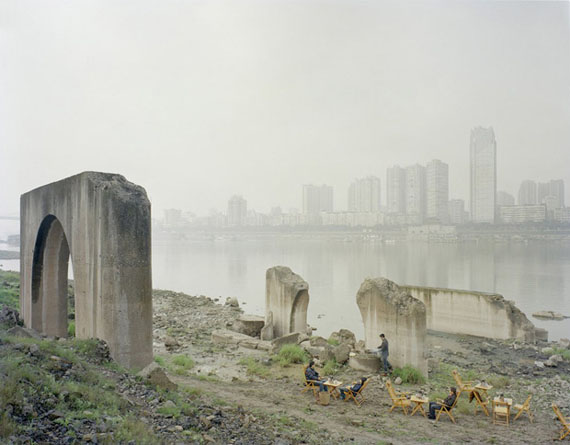 "Kechun Zhang, ""Between Mountains and Water"""