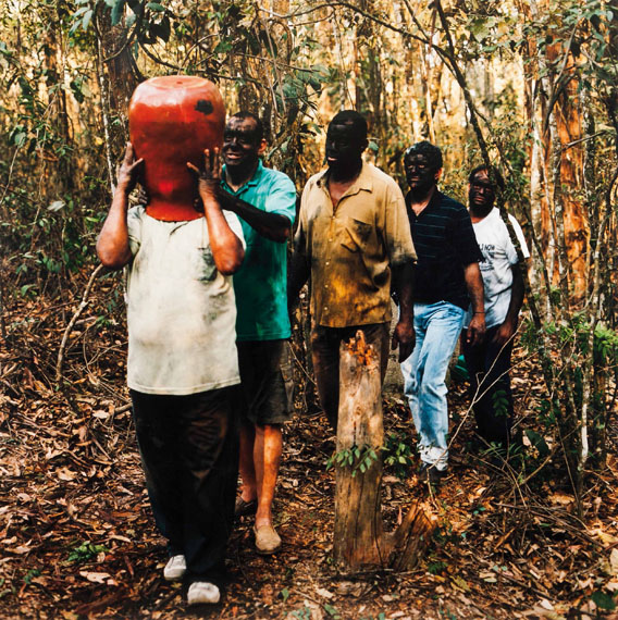 """Lot 40João Maria Gusmão (b. 1979)""""A GRANDE BEBEDEIRA"""", 2007C-printEd. 2/5 plus 2 AP180x180 cm"""