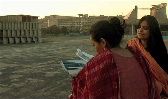 © Louidgi Beltrame, Brasilia/Chandigarh (2008) vidéo