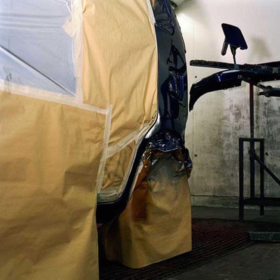 Garage Still #07/2015, Amsterdam, Analogue C-print © Jacquie Maria Wessels