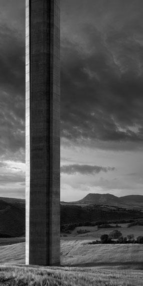 © Aitor Ortiz, Millau # 003, 2008Print on aluminum, Acrylic Face Mount, 180 x 90 cm