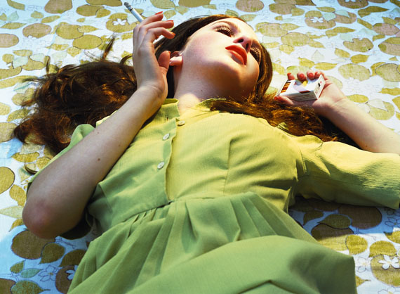 © Alex Prager, Desiree, 2008, from the series Big ValleyCourtesy Alex Prager Studio and Lehmann Maupin, New York and Hong Kong