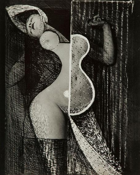 233. Brassaï Transmutations, 1934-1935. Rare complete set of 12 gelatin silver prints (printed by Claudine Sudre in 1967). 30 x 24 cm