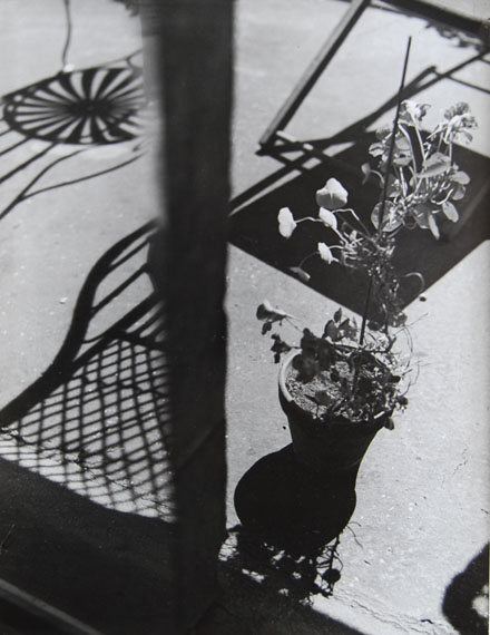 Florence HenriComposition, 1931Gelatin silver print, printed 1977 Signed, titled, dated, editioned on verso Edition 5 of 911.8 x 9.2 inches (30 x 23.6 cm)