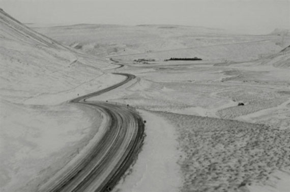 'Northern Roads' - Plate No.2, 2018Tirage platine-palladium0,4 x 0,6 m© Jens Knigge, courtesy Galerie Esther Woerdehoff