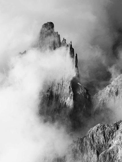 © PETER MATHIS Aiguille de la Breva 2012