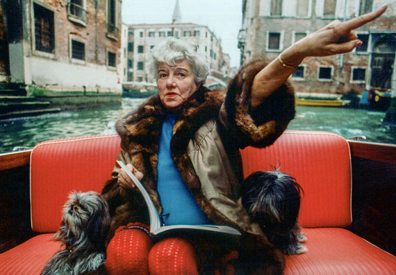 Encounters with Peggy Guggenheim