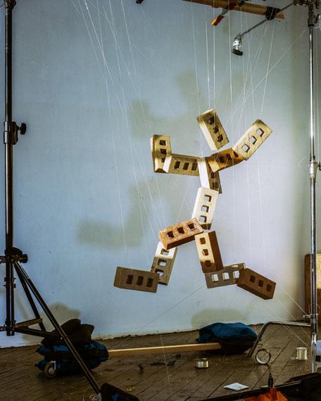 © Peter Puklus - Der Glückliche Baumeister