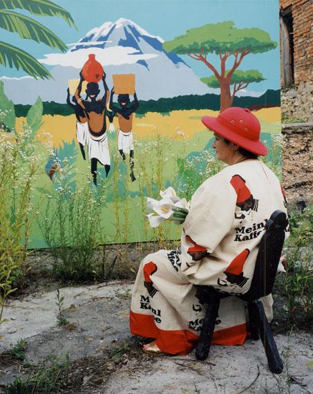 Lisl PongerOut of Austria, 2000Chromogenic print© Lisl Ponger / Bildrecht, Vienna, 2018