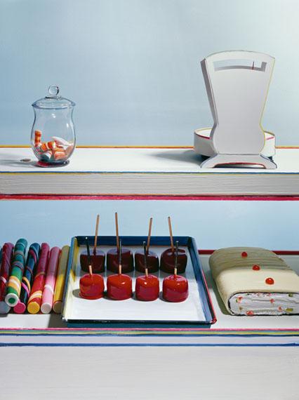 Sharon Core, Candy Counter 1969, 2003. Chromogenic print.Yancey Richardson, New York