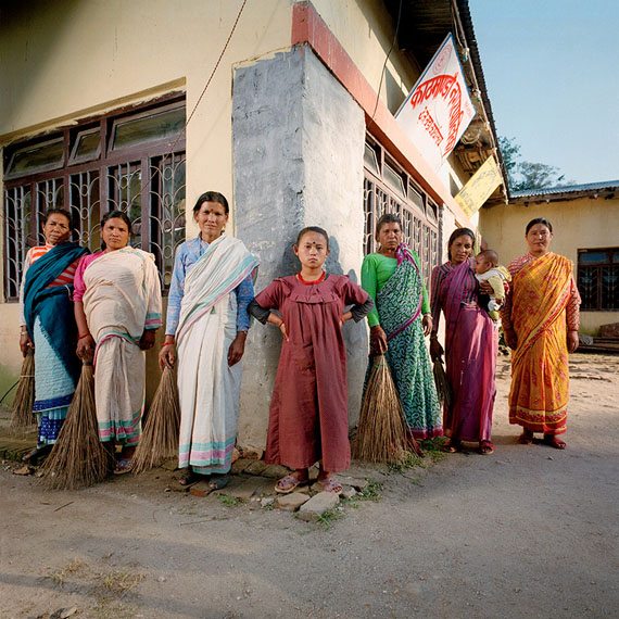 DALIT © Tuomo Manninen, Kathmandu 1995