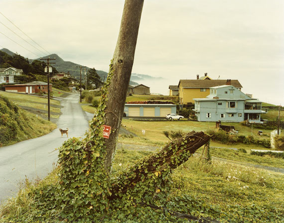 "Lot 4317 Alfred Seiland. ""Küstengebiet - Cannon Beach, Oregon"". 1982."