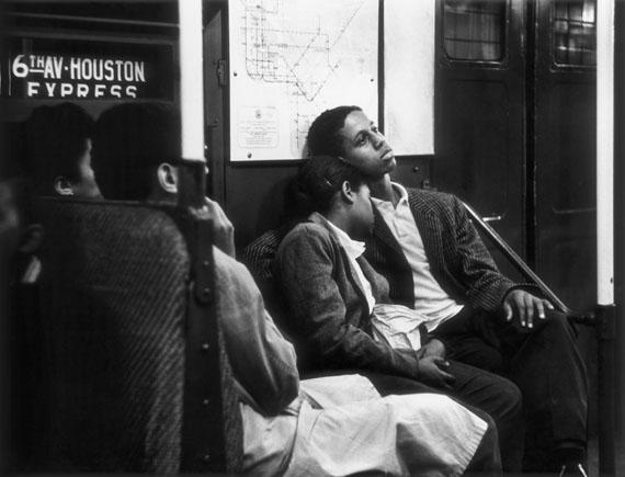 Dave Heath, New York City, 1958-59 © Dave Heath / Collection Torosian, courtesy Howard Greenberg Gallery, New York, et Stephen Bulger Gallery, Toronto