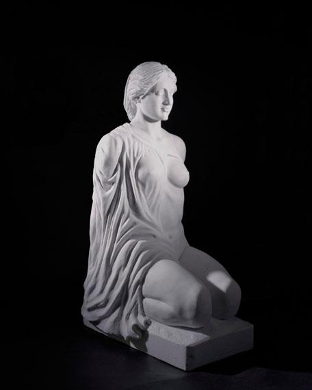 Artefact #6: Carrara marble (Carrara, Italy), 2018 © Daan Paans