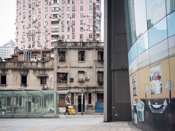 Wuhan Diary p.28, 2017Archival Inkjet Print© Peter Bialobrzeski