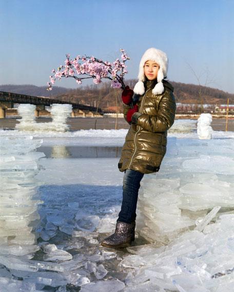 Freezing Land © Ronghui Chen
