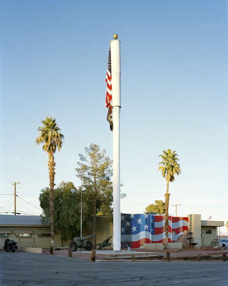 Robert Voit: American Legion Vegas Post 8, Las Vegas, Nevada, USA, 2018, C-Print, 155 x 125 cm, Ed. 4 + 2 AP