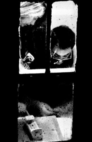 Merry Alpern, Dirty Windows #17, 1994vintage silver gelatin print 50 x 40 cm / 20 x 16 in.© Merry Alpern courtesy Galerie Miranda