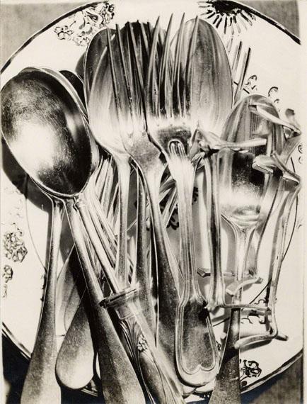 Claude Tolmer, Silverware, ca. 1930