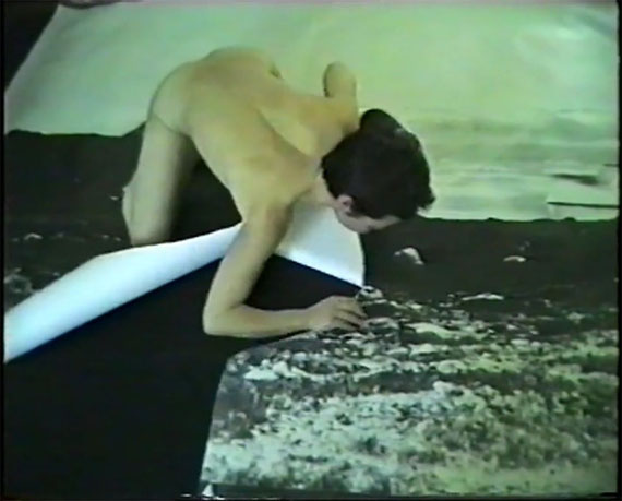 """Pia Arke, """"Arctic Hysteria"""", 1996, Video, 5:55 min."""