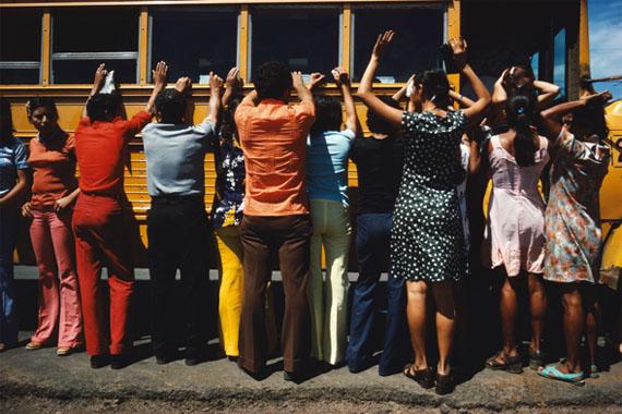 Susan MeiselasSearching all travellers, Ciudad Sandino, Nicaragua, 1978Inkjet print, 50 x 70 cm© Susan Meiselas/Magnum Photos