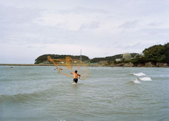 Chu Ha Chung, A pleasant day 2006from PRIX DÉCOUVERTE AVEC LES CORRESPONDANTS INTERNATIONAUX DE L'ENSP