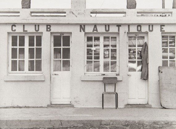 © Lennart Durehed 'Club Nautique, Tregastel 1985' / Courtesy Johanna Breede PHOTOKUNST