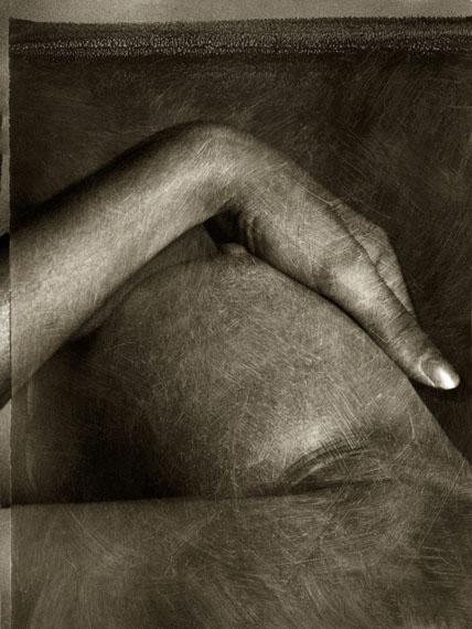 Adriana Lima, Breast, New York City, 1998, INK© Albert Watson
