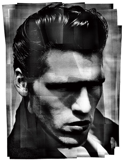 Frank Kennedy, Pittsburgh, 1988, INK © Albert Watson