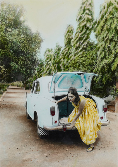 Pushpamala N