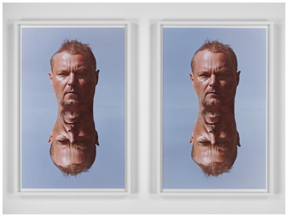 Roni HornWater Teller, No. 52011-14Digital-to-negative print on Fujiflex (also digital c-print)74.93 x 49.53 cmCourtesy Raffaella Cortese